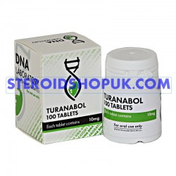 Turanabol DNA labs 100 tablets [10mg/tab]