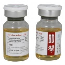 Tri-Trenabol 150 British Dragon 10ml vial [150mg/1ml]