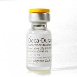 Flaconcino da 2ml di Deca Durabolin Organon [100mg/1ml]