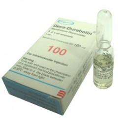 Amp de 1ml de Deca Durabolin Organon [100mg / 1ml]