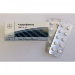 Methandienone Tablets Bayer 100 comprimés [10mg / tab]