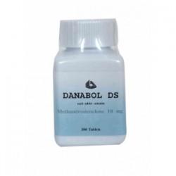 DANABOL DS cuerpo investigación 500 fichas [10mg/tab]